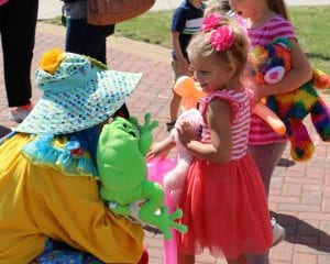 Teddy Bear Tea Party @ Campus Green at Winthrop University  | Rock Hill | South Carolina | United States