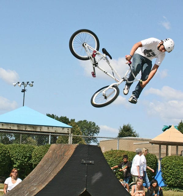 BMX Stunt Show by King Productions